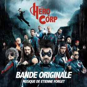 Illustration de la bande originale de Hero Corp