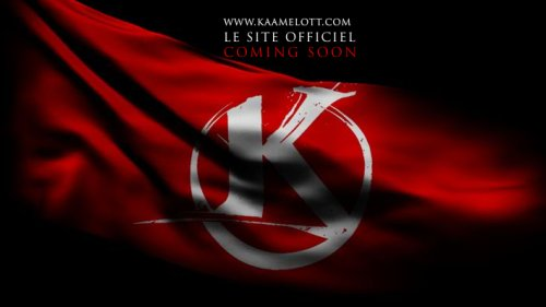 Site officiel de Kaamelott : coming soon